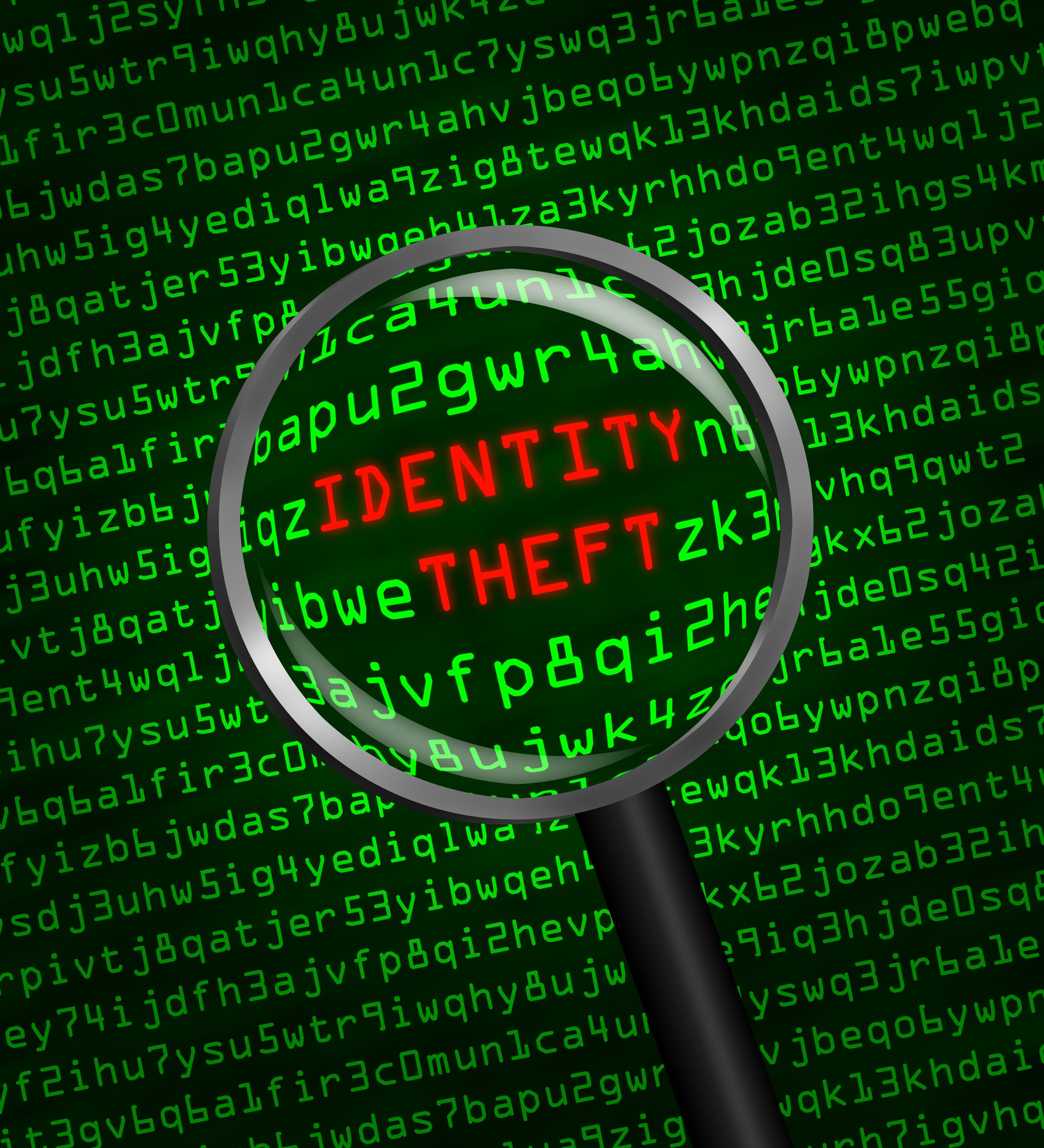 University student identity theft